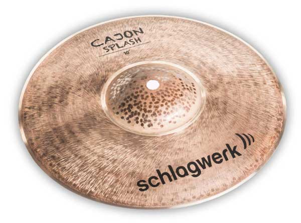 Schlagwerk Percussion 《シュラグヴェルク》 SR-CS10 [Cajon Splash 10
