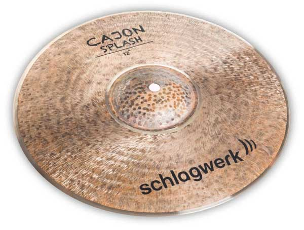 Schlagwerk Percussion 《シュラグヴェルク》 SR-CS12 [Cajon Splash 12