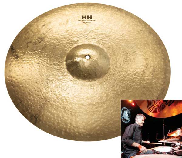 SABIAN 《セイビアン》 HH-21SSR [HH The Soul Side Ride 21