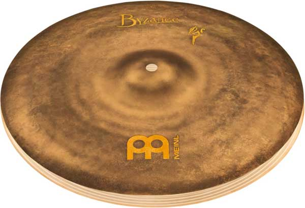 MEINL 《マイネル》 B16SAH [Byzance Vintage / Benny Greb Signature Sand HiHat 16