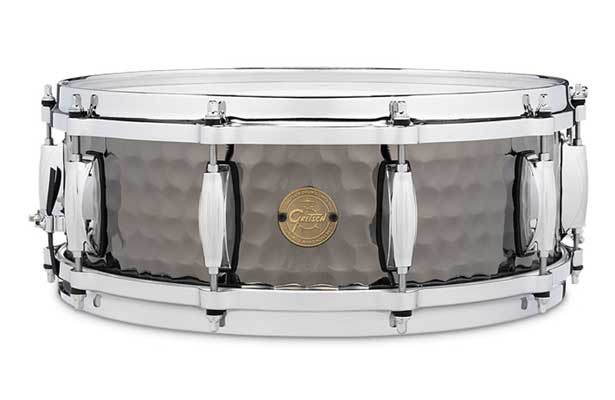 GRETSCH 《グレッチ》 S1-0514-BSH [Full Range Snare Drums / Hammerd Black Steel 14