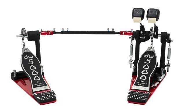 dw《ディーダブリュー》 DW5002AH4 [5000 Delta 4 Series / Double Bass Drum Pedal / Accelerator Single Chain Drive] 【正規輸入品/5年保証】