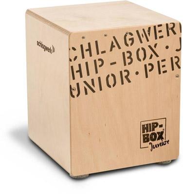 Schlagwerk Percussion 《シュラグヴェルク》 CP401 【Hip Box Junior Cajon】