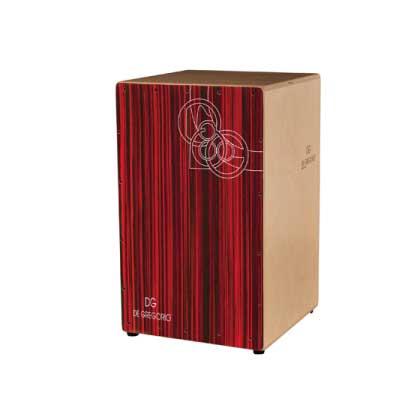 DG《デ・グレゴリオ》Bravo-Medium(Red Makassar)【教則本 w/DVD付属!】