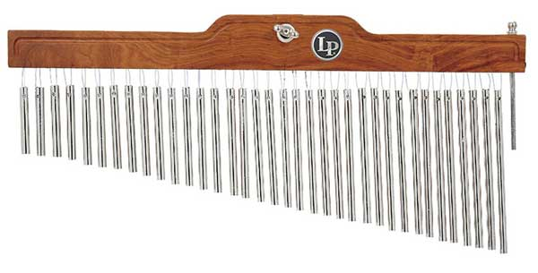 LP 《エルピー/ラテンパーカッション》LP511[Studio Series Bar Chimes / Single Row / 36 Bars]