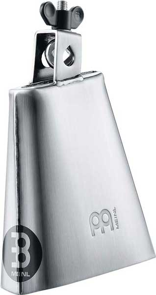 MEINL 《マイネル》 STB55 [Steel Finish Cowbell]