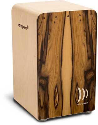 "Schlagwerk Percussion 《シュラグヴェルク》 SR-CP605 [Fine Line Confort ""Morado"" / リュックサック・ソフトケース付]"