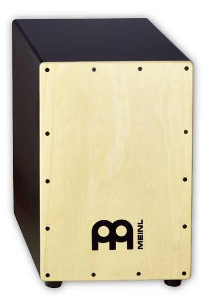 MEINL 《マイネル》 MCAJ100BK-MA [ソフトケース付属:激安カホン!]