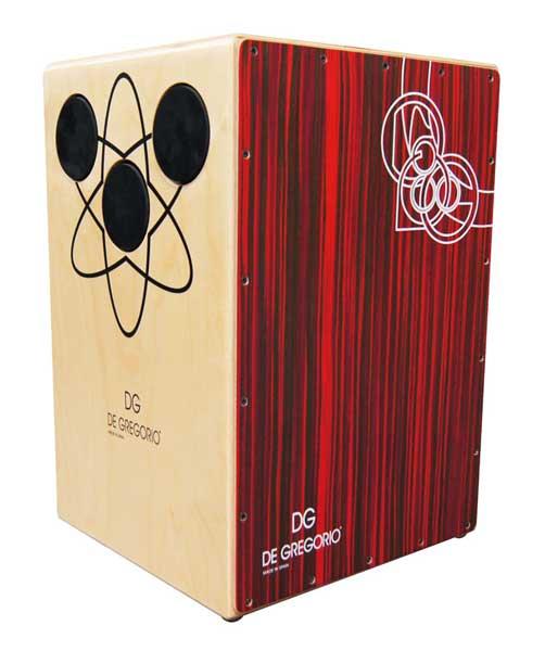 DG《デ・グレゴリオ》 CENTAUR [ケンタウルス / Electric-Acoustic Cajon]【展示入れ替え特価品】