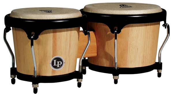 LP 《Latin Percussion》 LPA601-AW [LP Aspire Wood Bongo / Natural]