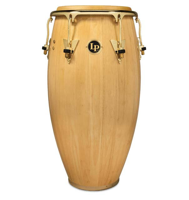 LP 《Latin Percussion》 LP559X-AW [Classic Series Wood Conga Natural/Gold]【お取り寄せ品】