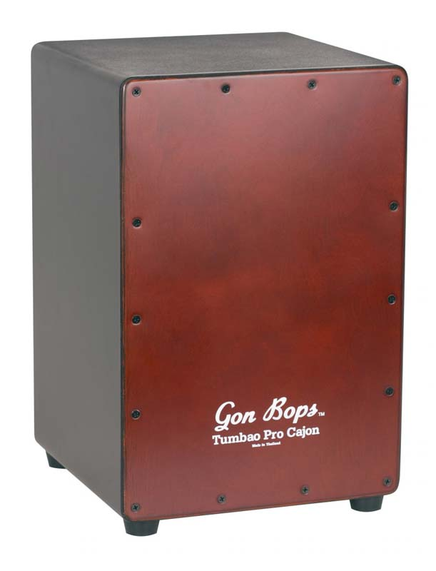 GON BOPS GON-TPCJW [Tumbao Pro Cajon / Walnut with Soft Case]