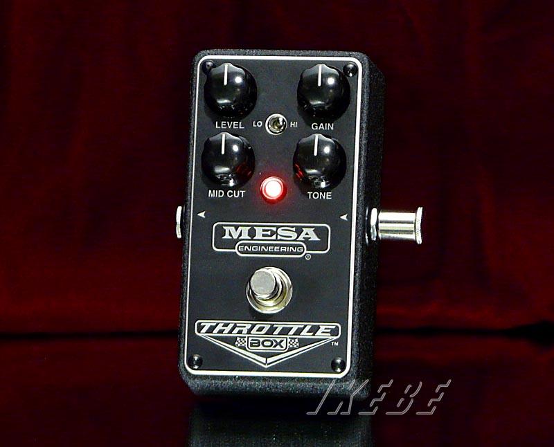 Mesa Boogie 《メサ・ブギー》THROTTLE BOX [Distortion]【あす楽対応】【送料無料!】