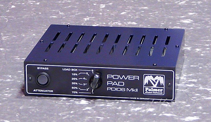Palmer 《パルマー》PDI-06 MkII POWER ATTENUATOR / LOAD BOX(8 Ohm)【あす楽対応】