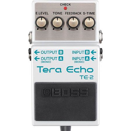 BOSS 《ボス》TE-2 [Tera Echo]【期間限定★送料無料】【oskpu】【もれなく!BOSS BD-2ピンバッチプレゼント】