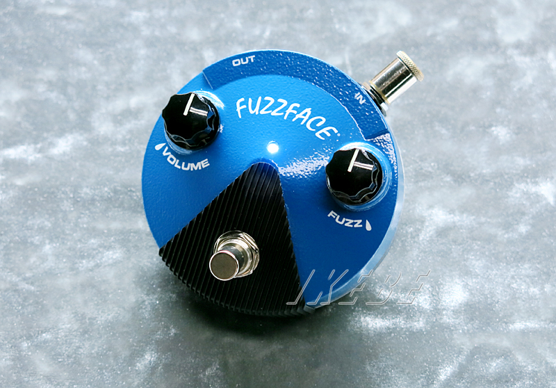 Dunlop (Jim Dunlop) 《ジム・ダンロップ》Fuzz Face Mini Silicon [FFM1]【期間限定☆送料無料!】【9Vアダプタープレゼント】