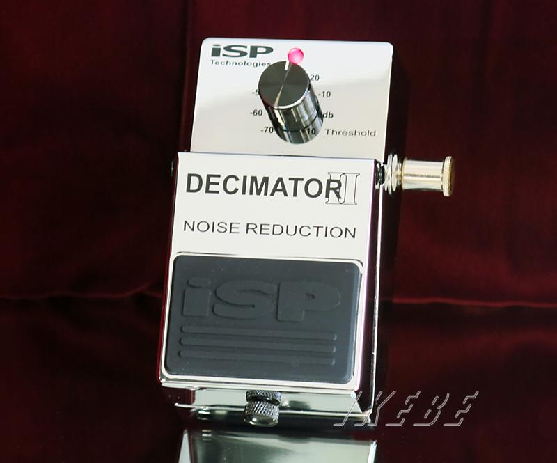 iSPDECIMATOR II【あす楽対応】【送料無料!】