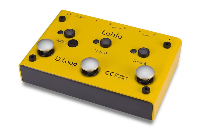 Lehle 《リール》D. Loop SGoS 1at3 SGoS 【A/B/C Line Selector】