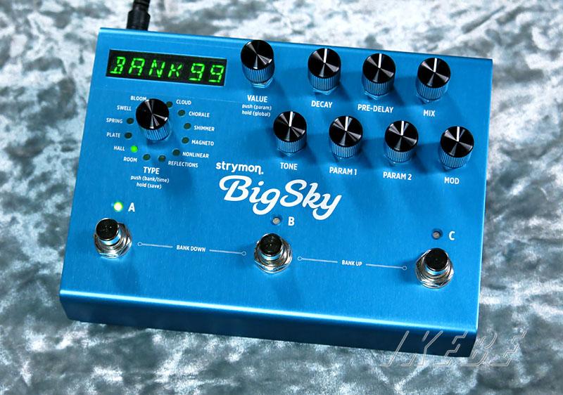 strymon 《ストライモン》BigSky【送料無料!】【oskpu】