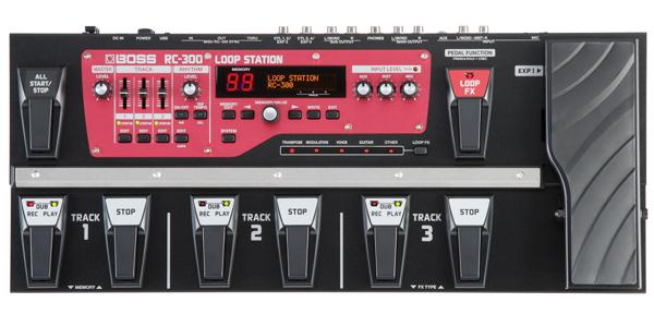 BOSS 《ボス》RC-300 【あす楽対応】【期間限定★送料無料】【oskpu】
