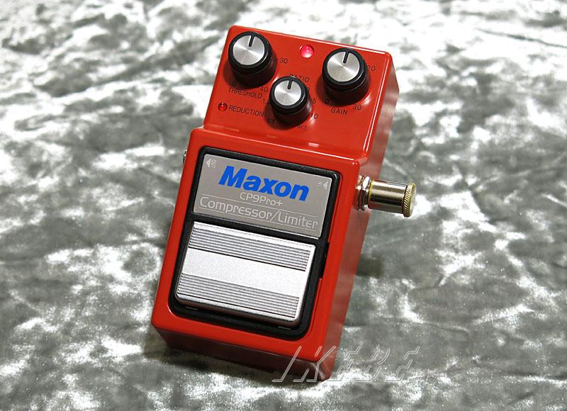 MAXON 《マクソン》CP9Pro+ (Compressor/Limiter)