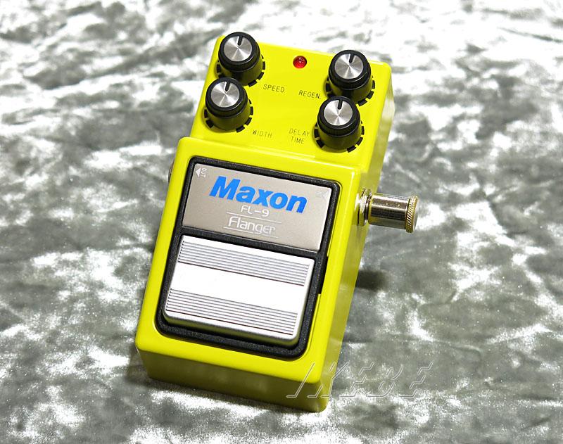 MAXON 《マクソン》FL-9 Flanger
