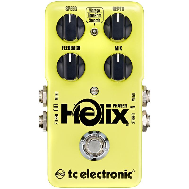 tc electronic 《tcエレクトロニック》HELIX PHASER ※国内正規品