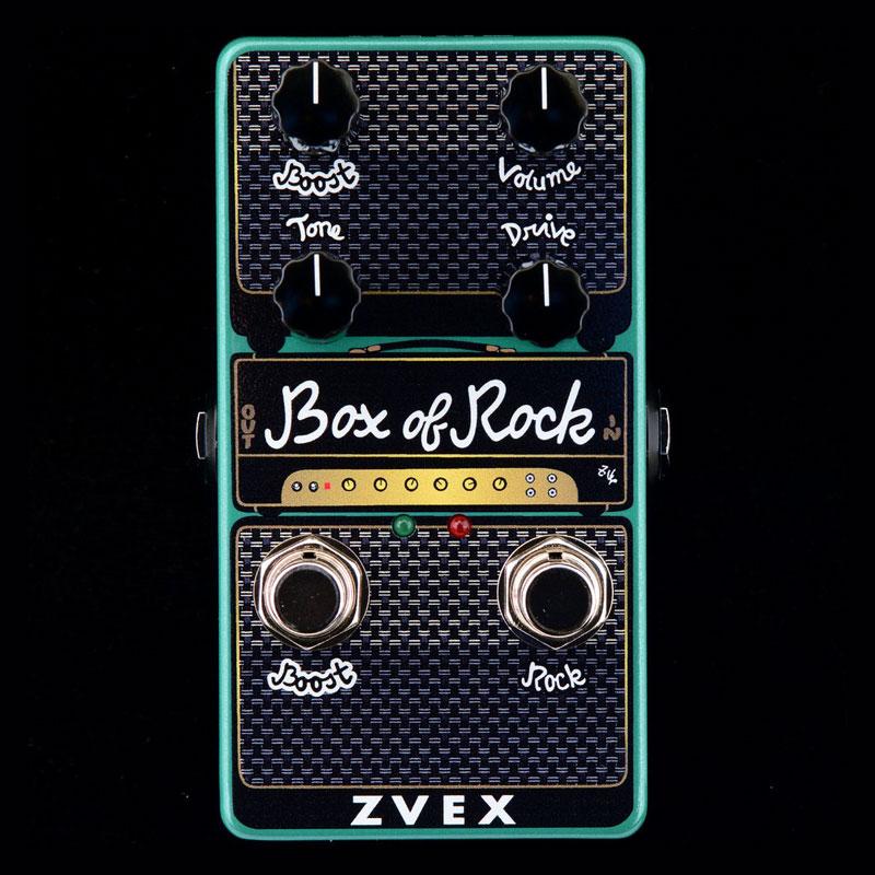 Z-VEX 《ジーヴェックス》Vertical Box of Rock 【あす楽対応】