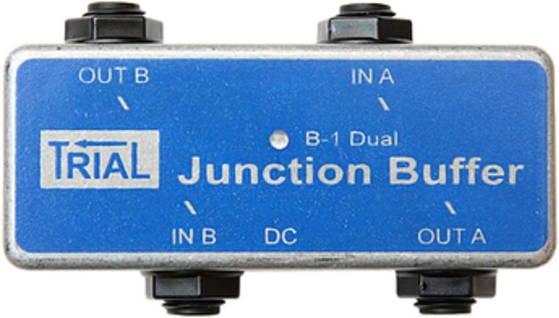 TRIAL 《トライアル》Junction Buffer Dual 【あす楽対応】