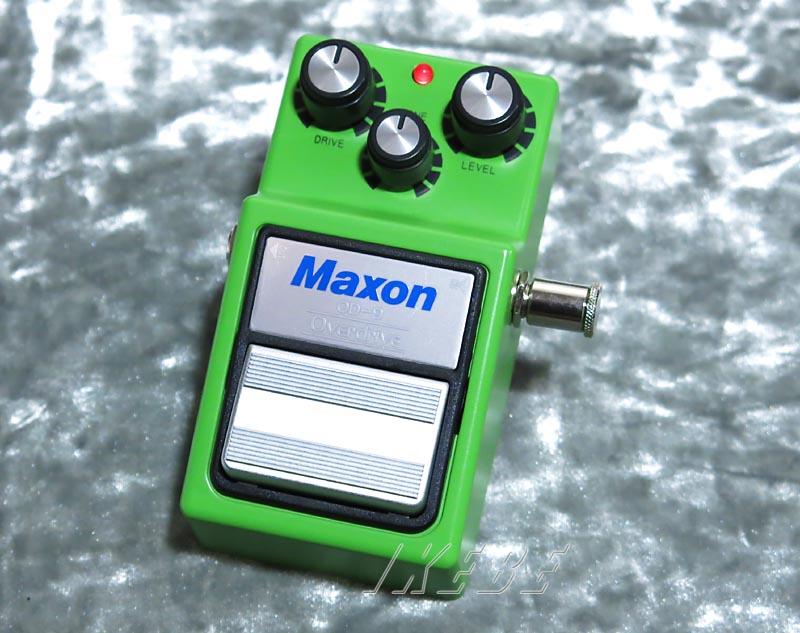 MAXON 《マクソン》 OD9(Overdrive)