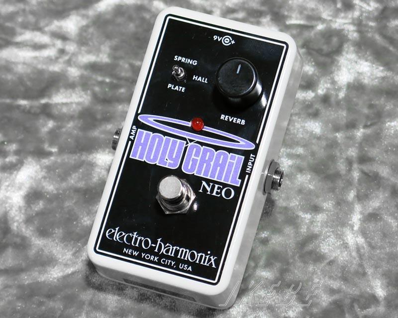 Electro Harmonix 《エレクトロ・ハーモニクス》Holy Grail Neo