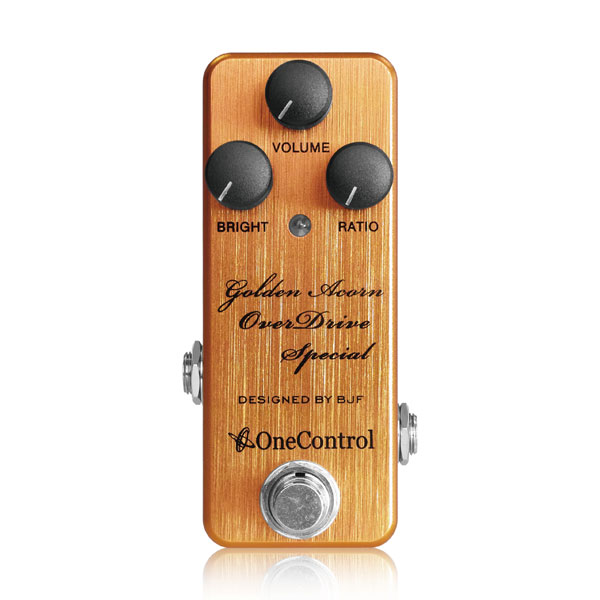 One Control 《ワン・コントロール》 Golden Acorn OverDrive Special