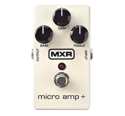 MXRmicro amp +【あす楽対応】【9Vアダプタープレゼント】