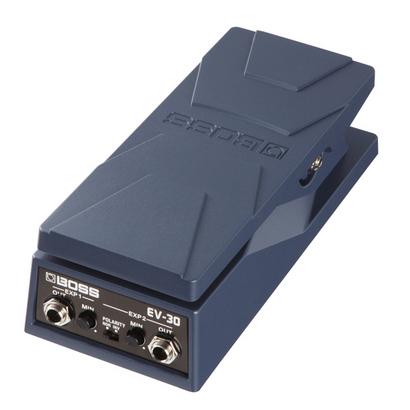 タフでコンパクトなエクスプレッション ペダルの新定番 BOSSEV-30 DUAL セール特価 EXPRESSION PEDAL 正規逆輸入品 あす楽対応 送料無料 oskpu