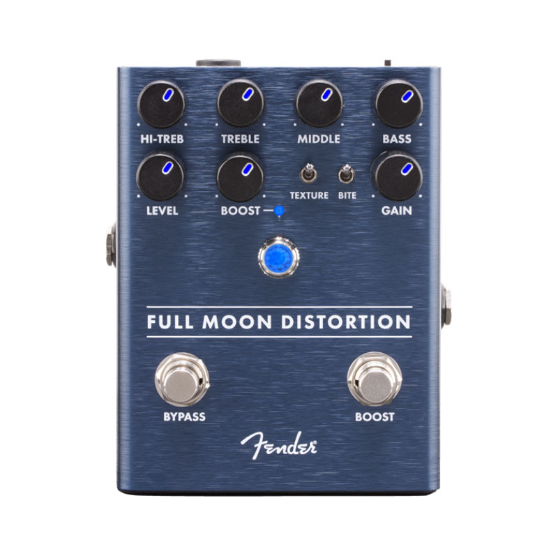 強烈なハイゲイントーンと 豊富なサウンドメイキング Fender《フェンダー》 Full WEB限定 Moon oskpu あす楽対応 <セール&特集> Distortion