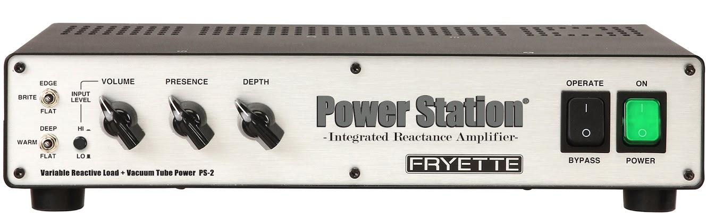 【入荷!即納可能!!】 FRYETTE《フライエット》POWER STATION PS-2 【パワーアンプ】【あす楽対応】【送料無料!】