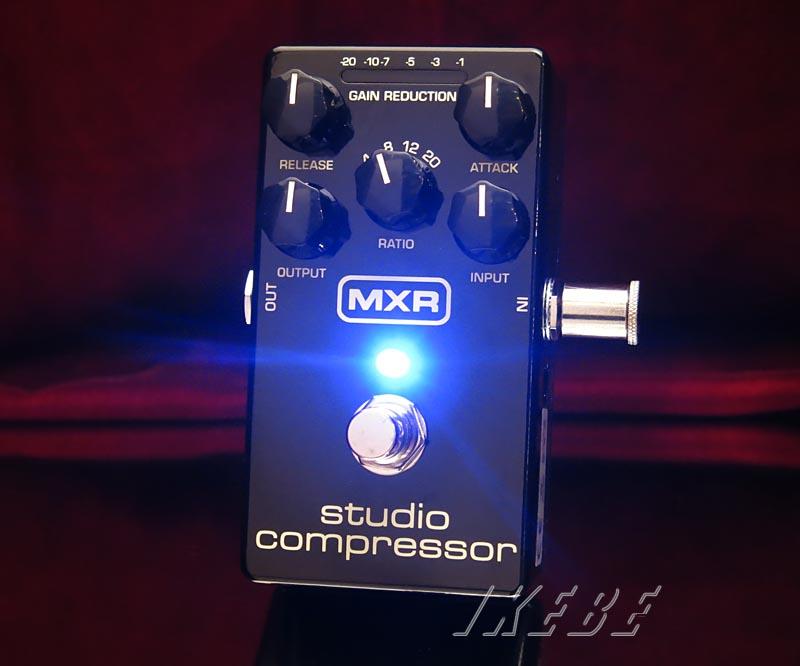 MXRM76 STUDIO COMPRESSOR 【あす楽対応】【送料無料!】【9Vアダプタープレゼント】