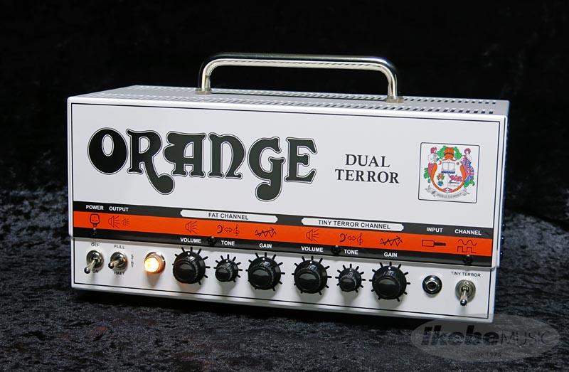 Orange 《オレンジ》 DUAL TERROR 【あす楽対応】【送料無料!】
