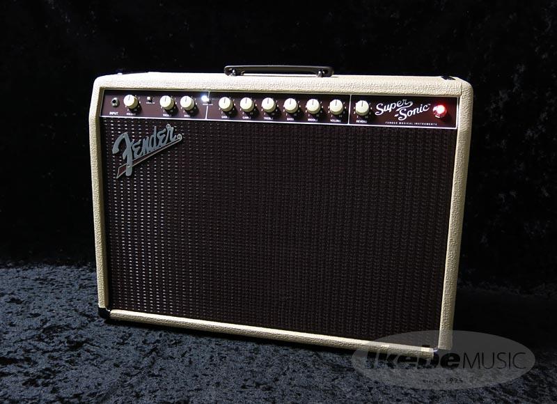 Fender USA《フェンダー》Super-Sonic 22 Combo [Blonde] 【送料無料!】【oskpu】