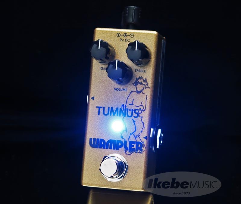 Wampler Pedals 《ワンプラー》Tumnus【あす楽対応】【送料無料!】