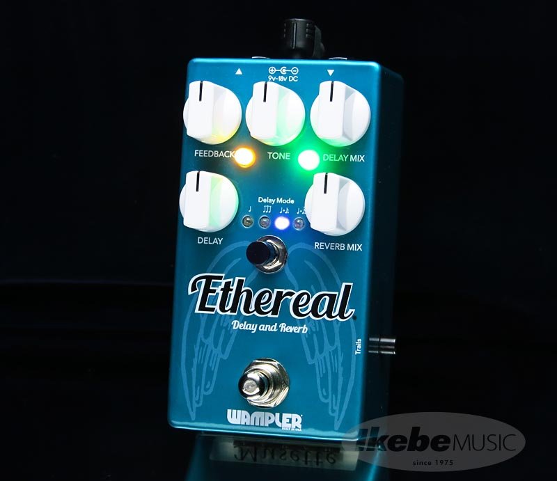 Wampler Pedals 《ワンプラー》Ethereal【あす楽対応】