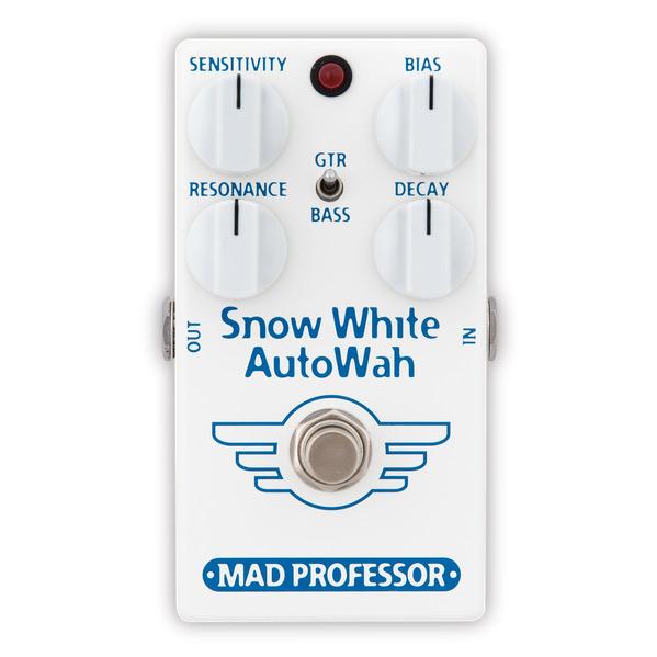 MAD PROFESSOR 《マッド・プロフェッサー》 SNOW WHITE AUTOWAH (GB) FAC【あす楽対応】