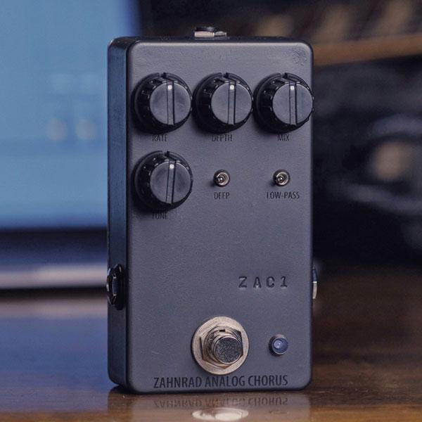 NOSパーツを使用しVintage 購入 SCH-1を元に再構築したZAC-1 公式通販 Zahnrad by nature sound《ツァーンラート》 SCH-1 Type Vintage ZAC-1 あす楽対応