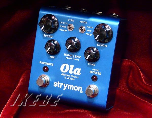 strymon 《ストライモン》Ola Chorus【新価格】【oskpu】