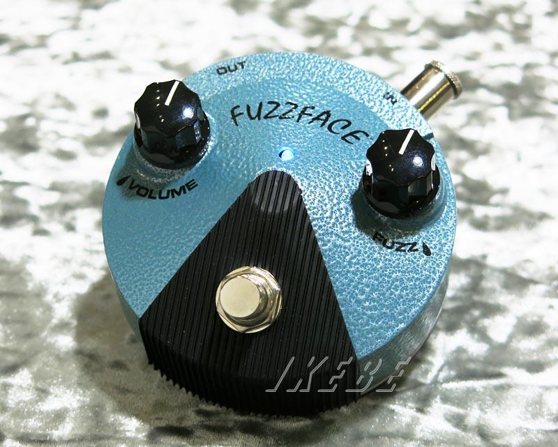 Jim DunlopFFM3 Fuzz Face Mini Hendrix 【あす楽対応】【送料無料!】【9Vアダプタープレゼント】