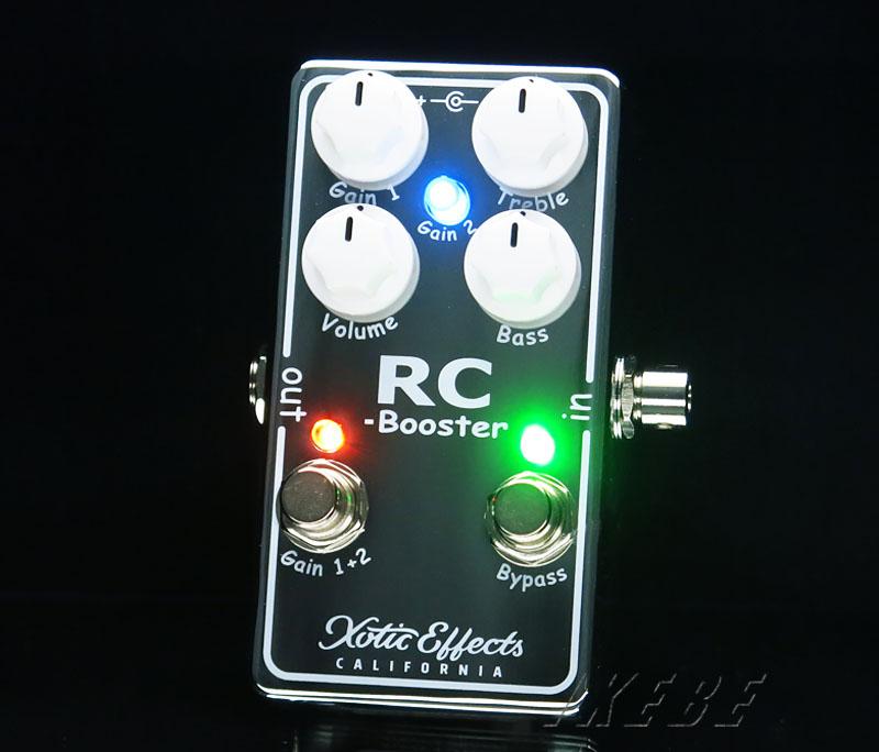 Xotic 《エキゾチック》RCB-V2 【あす楽対応】【送料無料!】