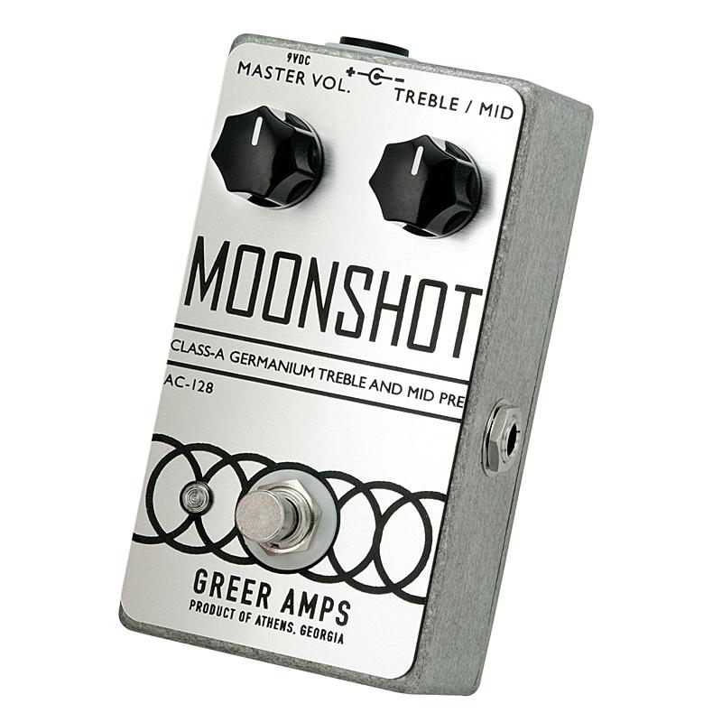Greer Amps《グリアー・アンプス》 Moonshot