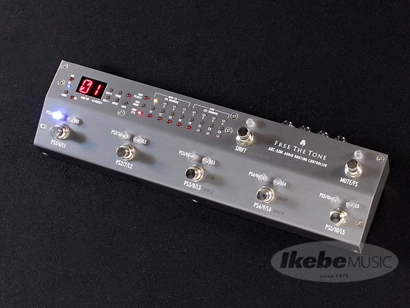 Free The Tone 《フリー・ザ・トーン》ARC-53M AUDIO ROUTING CONTROLLER 【Version 2.0】【oskpu】【あす楽対応】