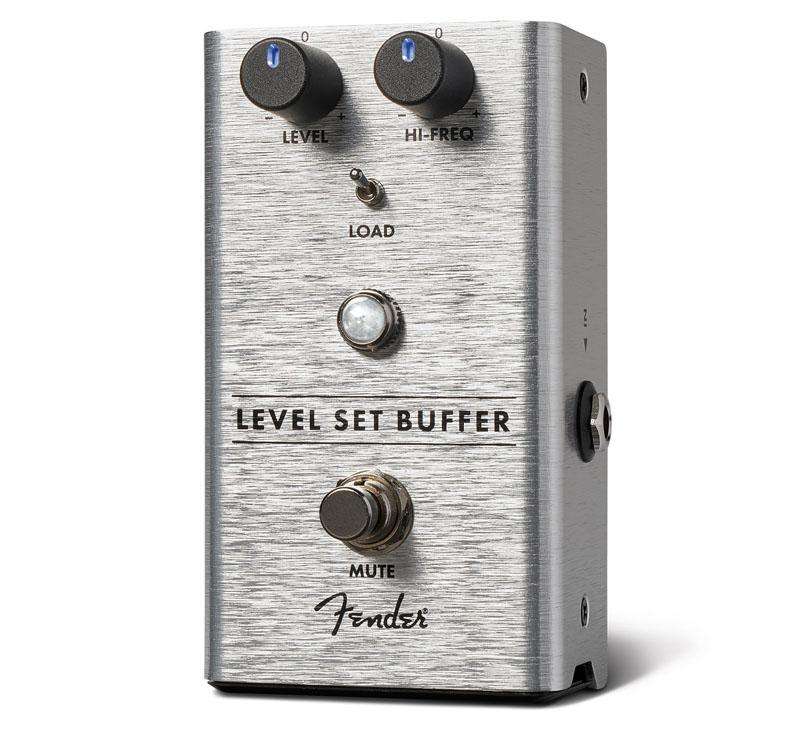 Fender《フェンダー》 Level Set Buffer Pedal[234530000]【あす楽対応】
