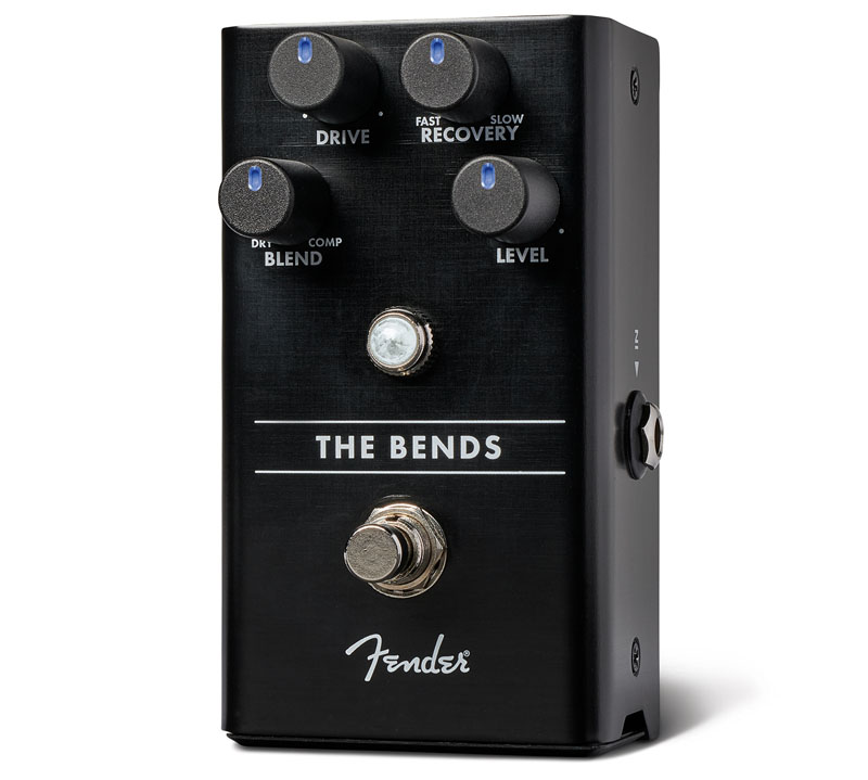 Fender《フェンダー》 The Bends Compressor Pedal[234531000]【あす楽対応】